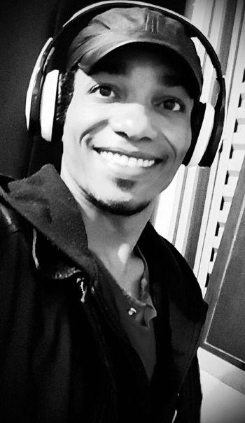 Monochrome Smile Taking Photos That's Me
