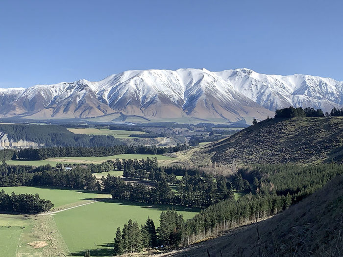Mt. Hutt on the