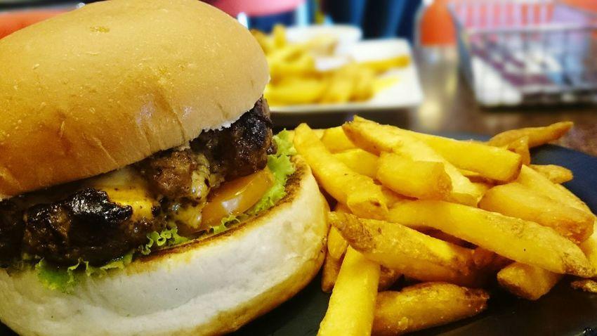 Burgers Fries Foodporn❤️ Foodphotography