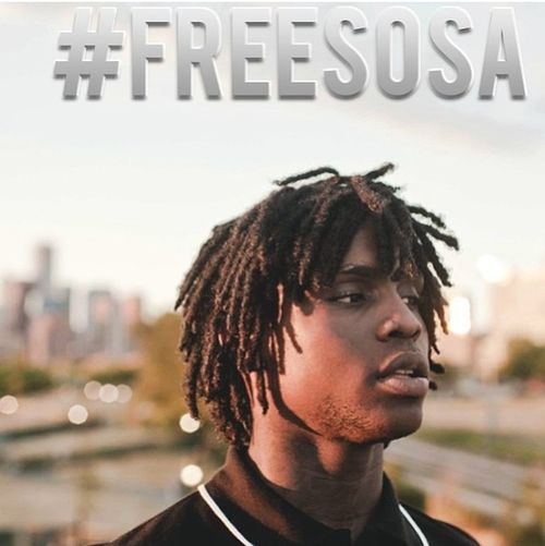 #FreeSosa