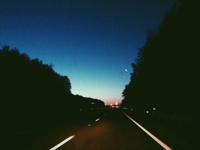 Pennsylvania RoadTripxUSA Owling Night Drive
