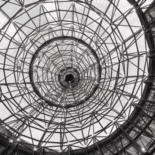 WITHOUTHUE 120 Wheelock Place Singapore, 2017 Singapore Architecture Interior Shopping Mall Blackandwhite Withouthue ShotOnIphone Snapseed
