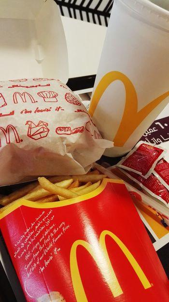Macdonald's I'm Loving It.