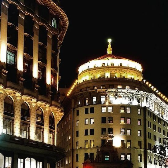 Lightinthedark Lights Bright Brightestcorner downtown diagonalnorte BuenosAires microcentro buildings romantic romanic style dome cupula brillante ilumimacion esquinabrillante architecture arquitectura instagramletmetagwhateveriwant picoftheday instagood instapic instamoment
