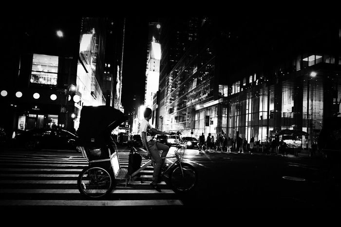 New York City Time Square, New York Street Photography Streetphoto_bw Streetphotography Transportation Architecture Night City Illuminated Cinematic Capture The Moment Capturing Movement Dynamic Monochrome Blackandwhite Eye4photography  EyeEm Best Shots Art Photography Parallel Inspire