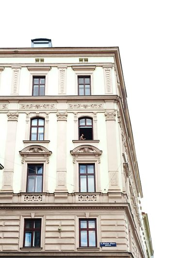 Architecture Building Windows Bright