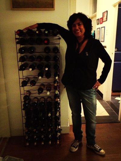 My Kind Of Wine Cabinet