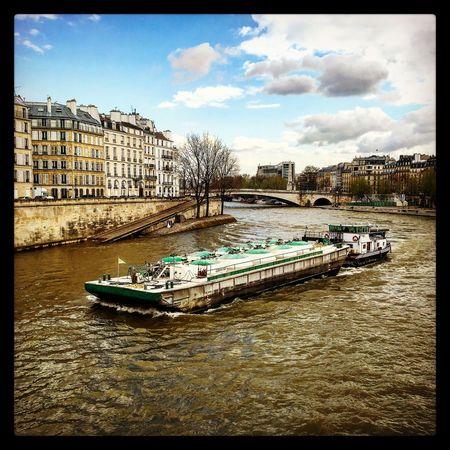 Paris Senne Ile Saint Louis
