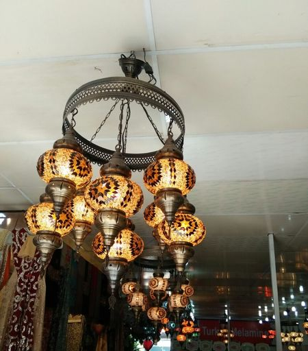 Hanging Luxury Chandelier Low Angle View No People Illuminated Close-up Indoors  Day Light And Shadow Lightning Lamp Decorations 🎭 Festival EyeEmNewHere