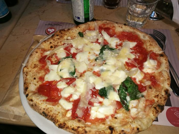Pizza Napoli Naples