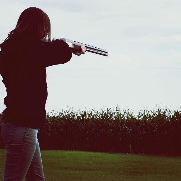 Shooting Gun Club Portrait Landscape ♡