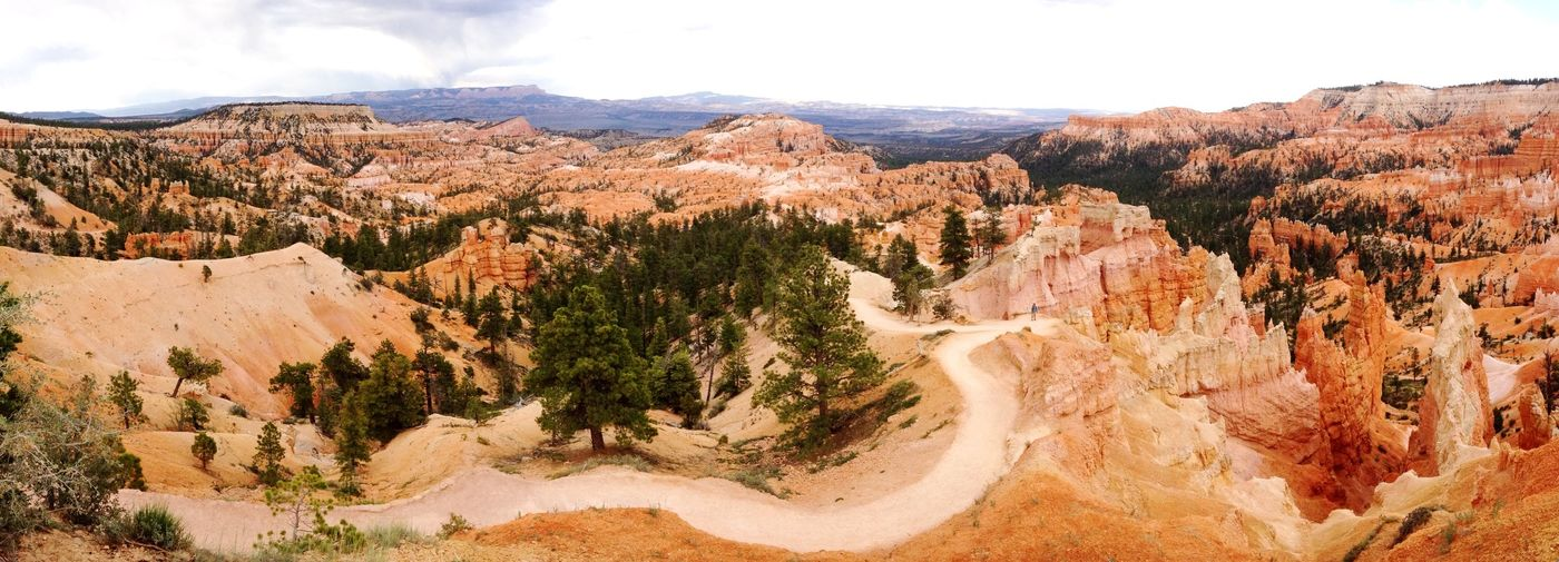 Bryce Canyon last year