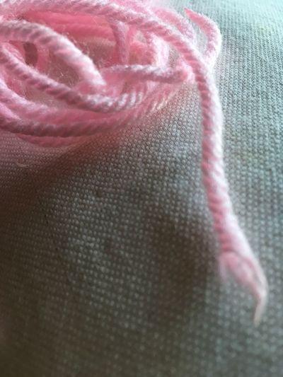 Yarn Close-up