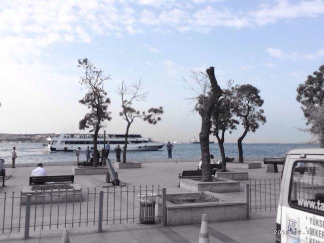 Besiktasbul - Bosphorus] besiktas Tunç