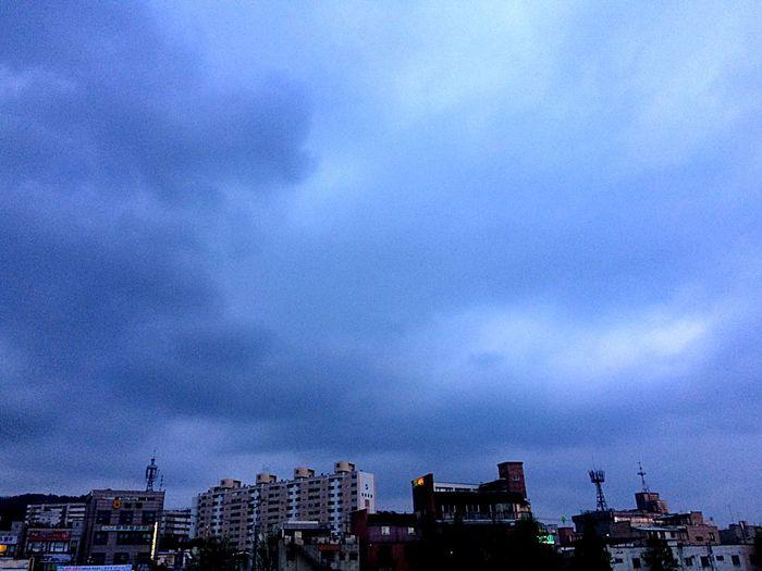 Rainy Days Darkness At School -.- First Eyeem Photo