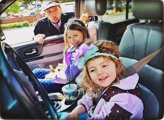 Young Women Kids Being Kids Kids Kids Driving Girls