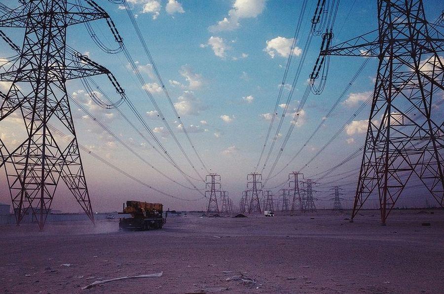 Kuwait Pylons Yoonjeongvin