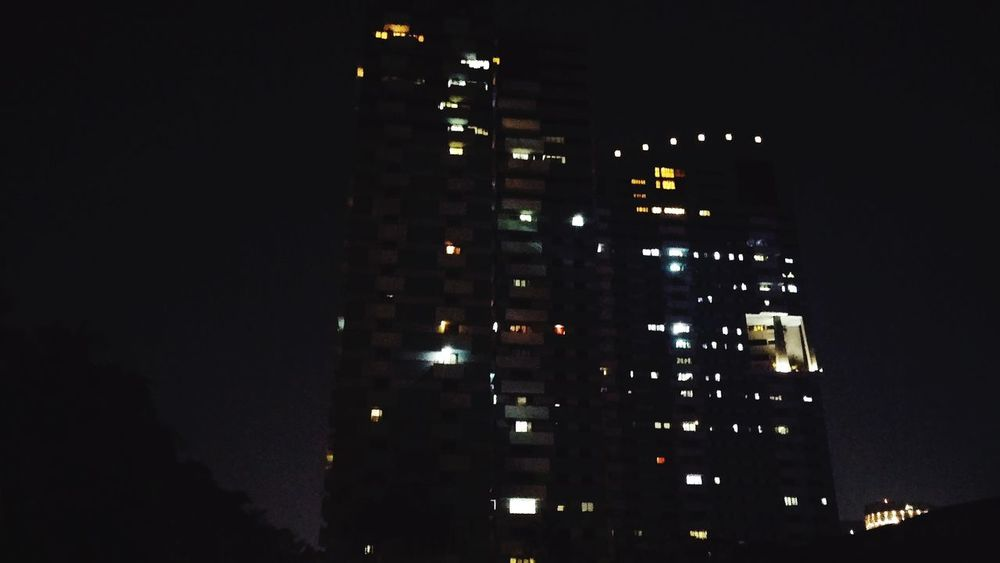 Night View Apartment View Apartment Building Night Sky Night Shot Night Time Weekend Activities Weekend Fun
