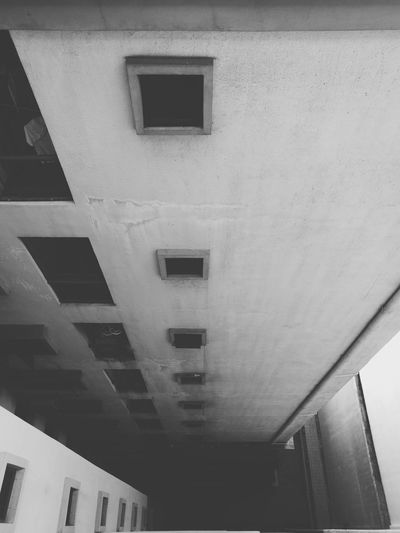 Architecture Building Exterior Built Structure No People Low Angle View Outdoors Day Pattern