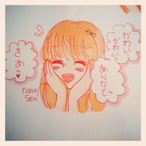 Japan Like Manga Shojo