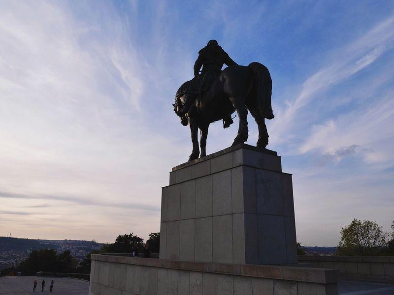 Národní památník na vítkově, Praha Národní Památník National Memorial Prague Víktov Hill