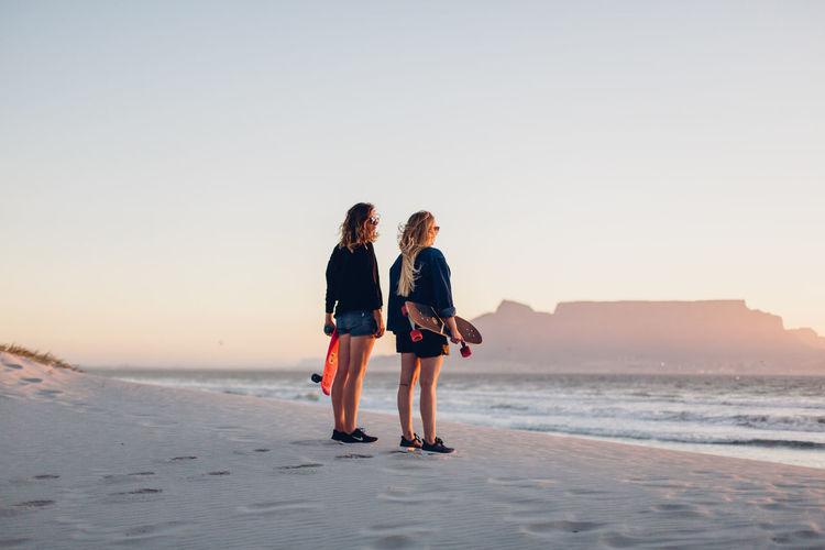 BloubergStrand Cape Town Dreaming Freedom Friends Nature Road Skateboarding South Africa Surfer Travel Wanderlust Woman Beach Beauty In Nature Bluehour Capetown Girls Goldenhour Outdoors Roadtrip Skate Sunset Windy Women