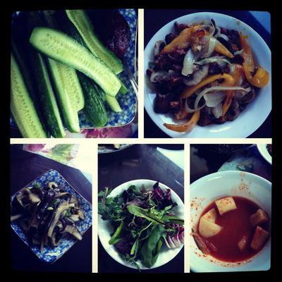 Nomnomnom...homemade food 😊 Picframe