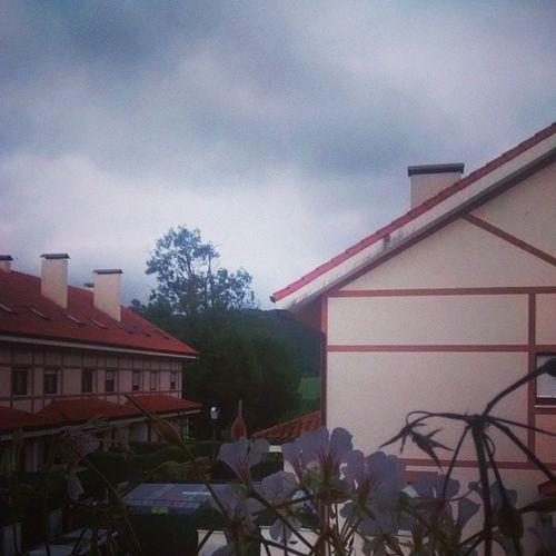 Egunon al fin para de llover Aleluya Rasines Cantabria verano lluvioso meaburro