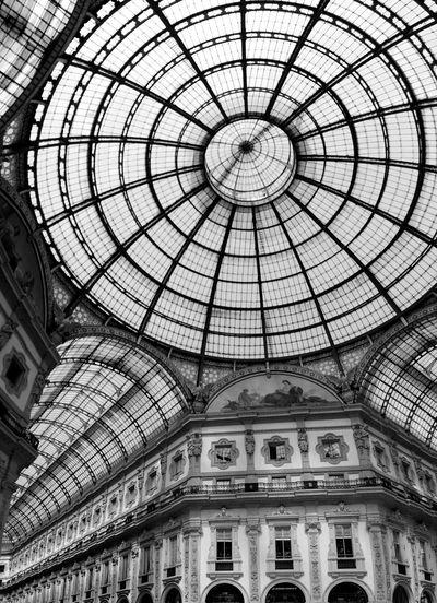 Interior Of Milan Cathedral