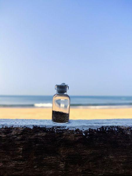 peace Perfume Drink Wave