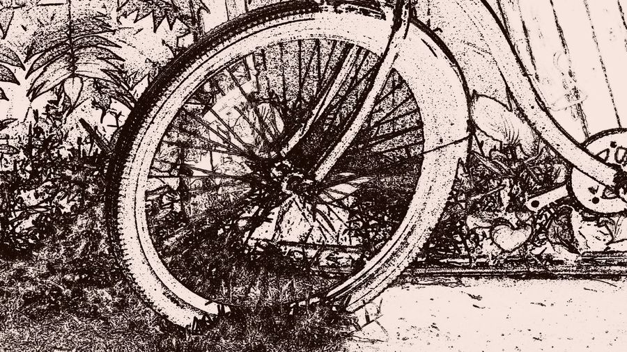 Bicycle Bicycle Tire Bicycle Wheel Bicycle Wheels Bike Bike Tire Black And White Pencil Drawing Photo Sketch Sketch Sketch Art Sketches Sketching Tire