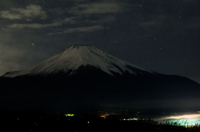Japana Mikuni-pass Mt.Fuji Yamanaka Lake Yamanashi,japan 三国峠 富士山 山中湖 日本