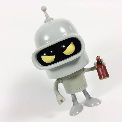 """""""I'll take my own pictures, with black jack and hookers."""" Funko Funkofan Funkopop Funkogram Futurama Bender Benderisgreat Benderbendingrodriguez Toys Toyphotography Toypizza Toysarehellasick Toycollector Toycommunity Toycollection"""