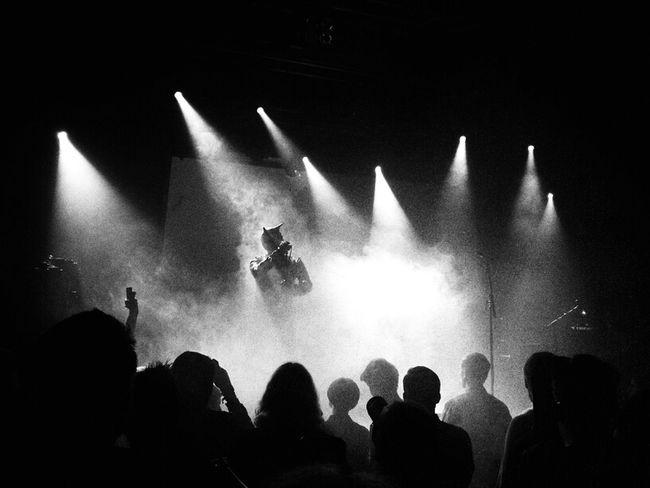 Blackandwhite Live Music Switchblade