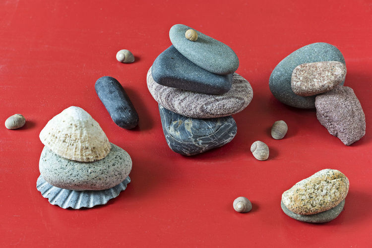 Stacked Stones background Background Colors Red Shells Stacking Rocks Stones