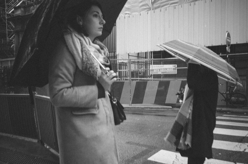 RICOH GR 2 Rainy Days Blackandwhite Monochrome Streetphotography
