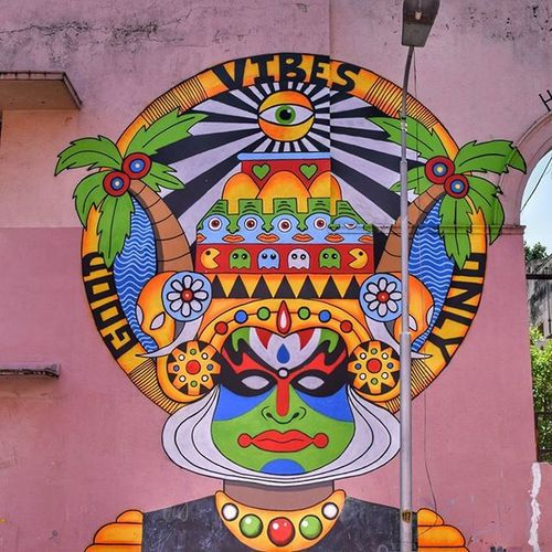 @harshraman __________________________________ Wanderer India VSCO Vscocam Vscogrid Vscogood Painting Scene Beautiful Wander Startindia Vscovisuals Traveldiaries Natgeo Incredibleindia Graffiti Indiatravel Indianphotography Love Instagram Nature Lodhicolony Skylovers Tumblr Instapic art explore travel discover @instagram @indiapictures