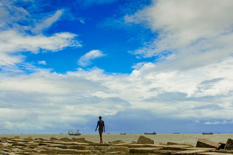 Sea Beach,