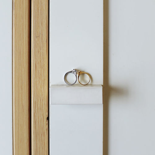 Close-up Day Flat Flatlay Indoors  Love Love ♥ No People Ring Rings Wedding Ring