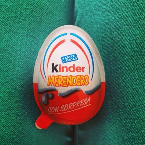 Yeap I Ate Kinder suprise italy style love best fun great tagsforlikes likesforlikes tasty little things