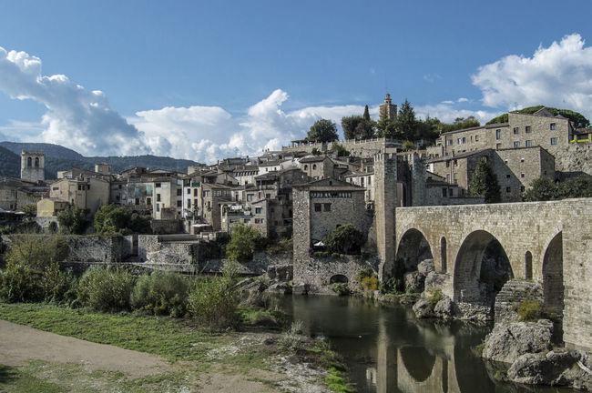 Besalu Besalú Girona Medieval Rural