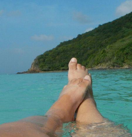 ...on vacation!... Isla Culebra, Puerto Rico