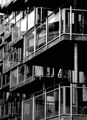 EyeEm Akerselva Beautyinordinarythings Arcitecture Oslo Norway Oslo Nydalen Black And White Urban Landscape Blackandwhite