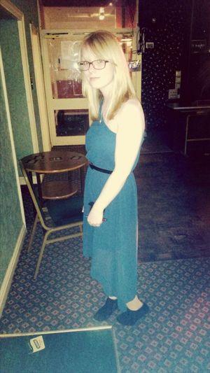 My Dress Courtesy of Deena x