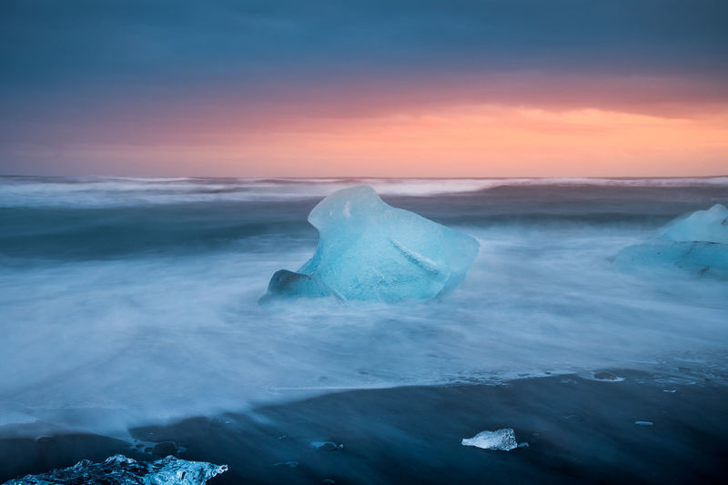 Iceberg Jokulsarlon glacier Iceland Iceland Memories Jokulsarlon Glacier Beauty In Nature Frozen Glacier Ice Iceberg Iceberg - Ice Formation Lagoon Nature Outdoors Scenics - Nature Sea Sky Snow Sunrise Sunset #sun #clouds #skylovers #sky #nature #beautifulinnature #naturalbeauty #photography #landscape Winter