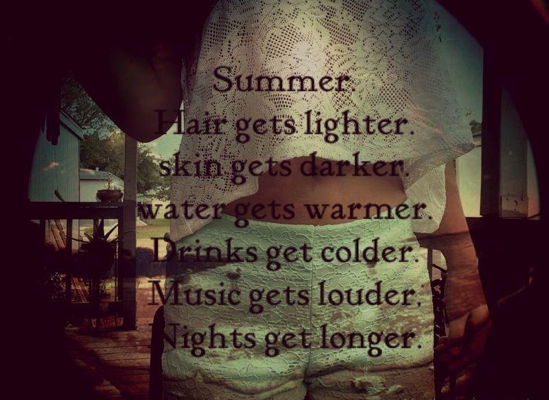 Summer Love ∞