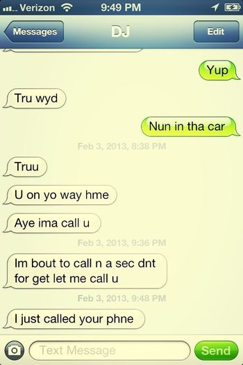 #HOES SMH ✋