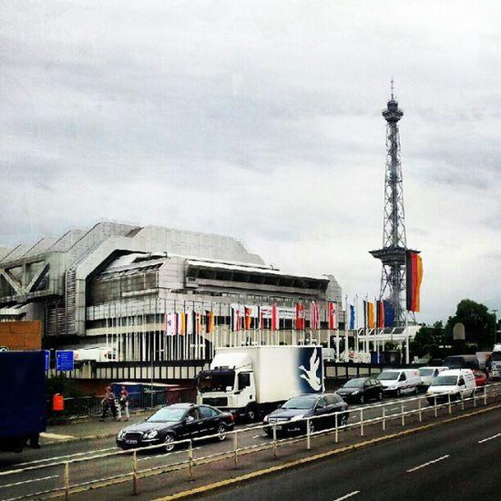 Berlin Funkturm Messe
