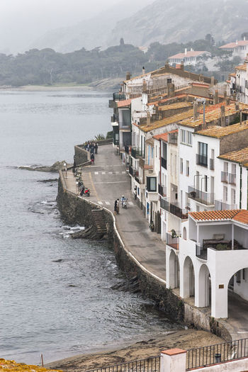 Cadaqués 05 (Gerona-Spain) Cityscape Cloudy Day Coastline Mediterranean Landscape Mediterranean Sea Mediterranean Seascape Panoramic View Residential Structure Roofs Rural Scene Scenics Seascape Seascape Photography Seaview Tranquility Tranquillity View From Above Viewpoint Village Village Life Village Lifestyle Village Photography Village View Villagelife Villages