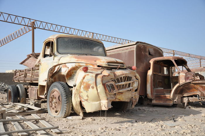 Cars Junk Junkyard Land Vehicles Old Old Ruin Oldcars Rusty